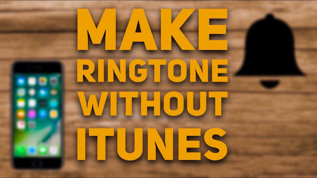 How to set a ringtone on iPhone without iTunes