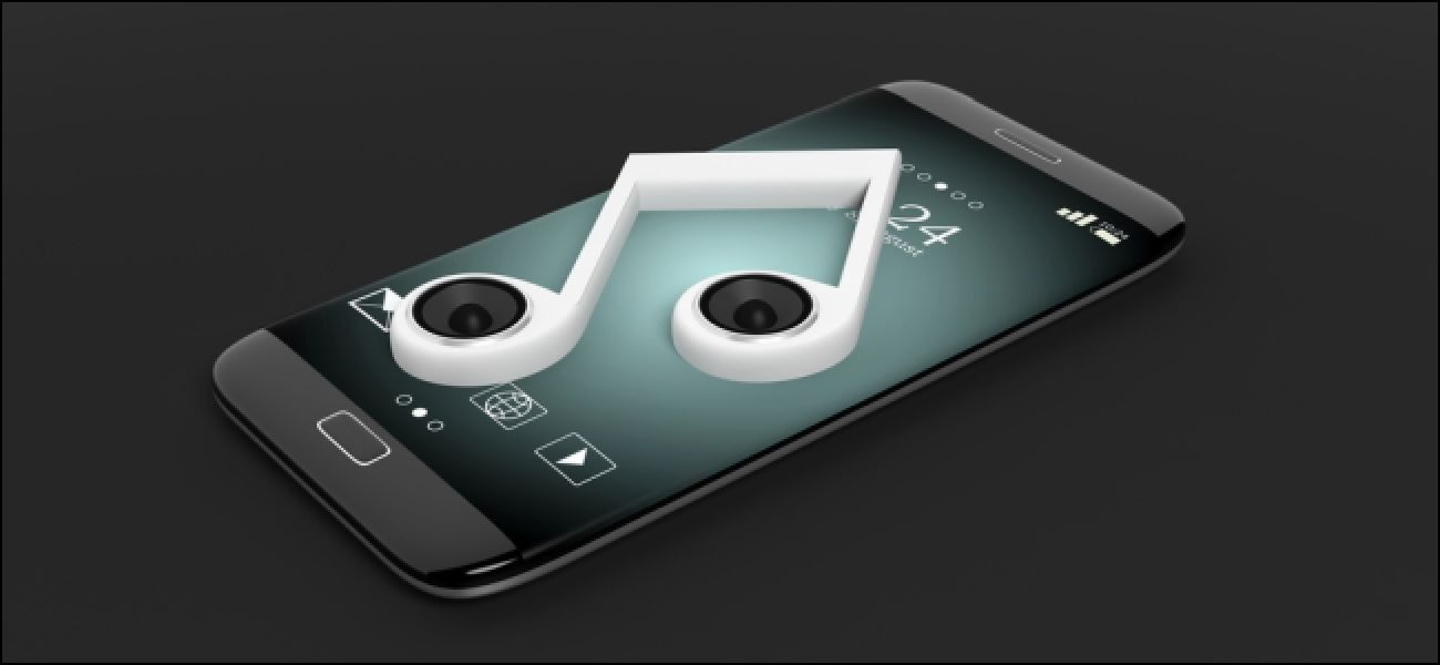 How can you change the ringtone on your Android phone?